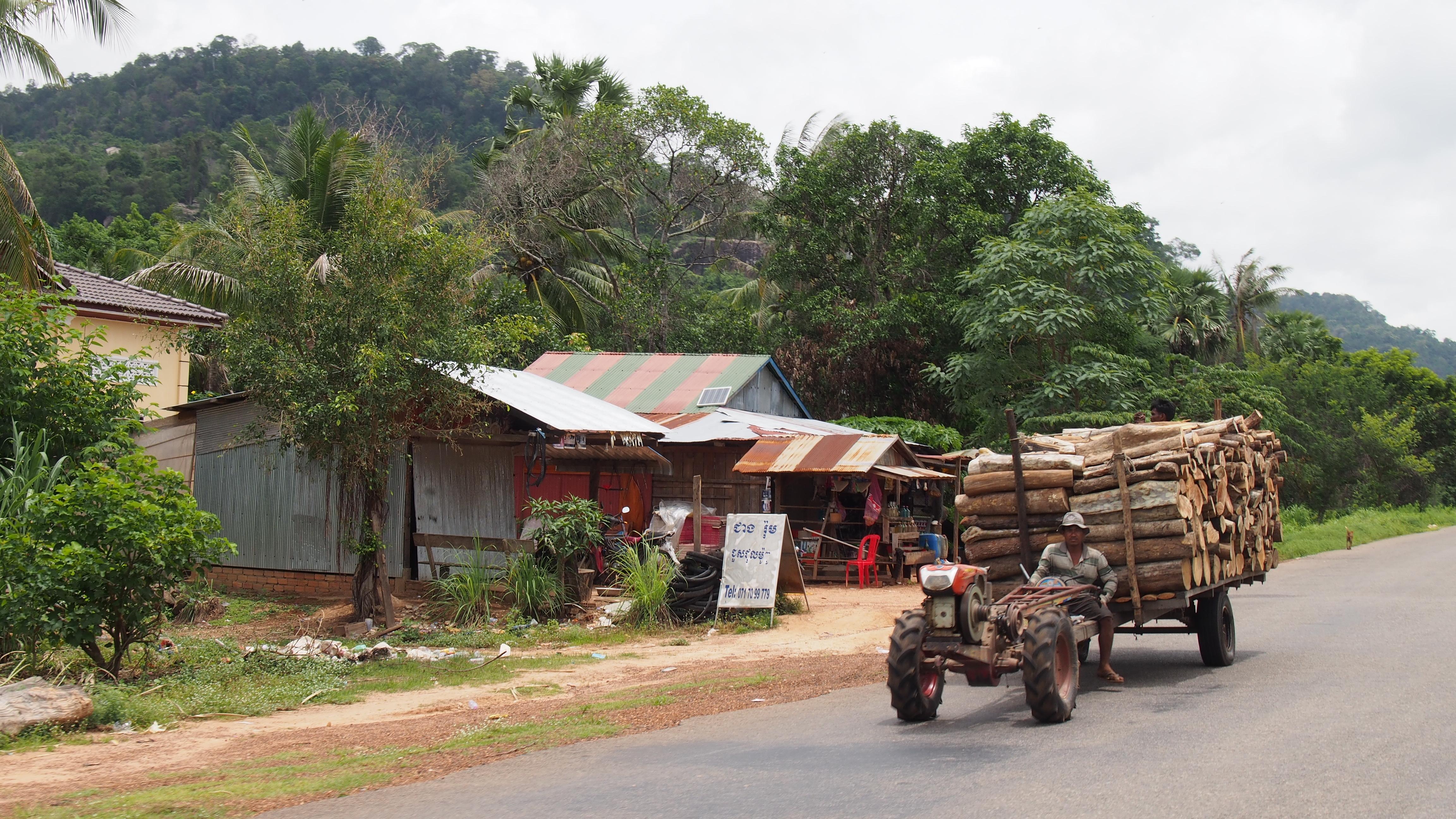 Cambogia senza Vietnam