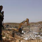 demolizioni di case palestinesi