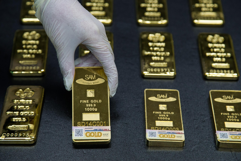 Riciclare oro in tempi di crisi