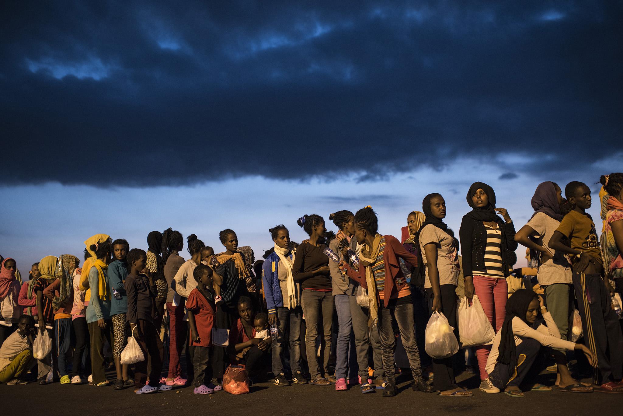 Europa e Italia: da dove arrivano i migranti