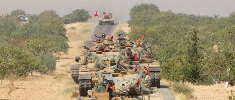 Operazione Scudo dell'Eufrate: l'intervento turco in Siria