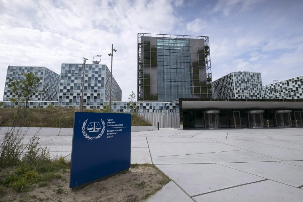 La nuova sede dell'International Criminal Court, in Olanda - credits: Michel Porro / Getty Images