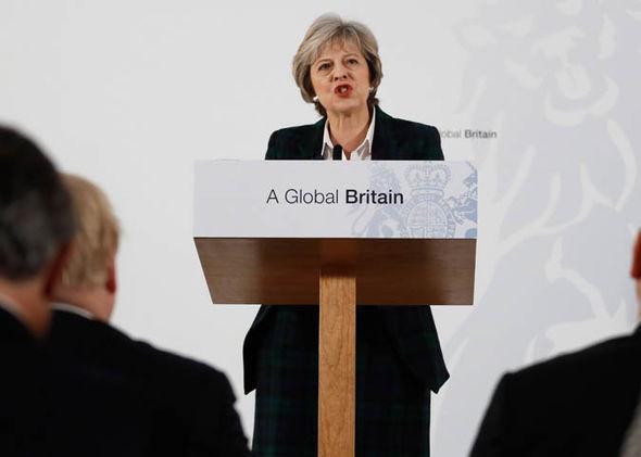 Libro Bianco sulla Brexit 1