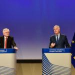 Brexit, David Davis, Michel Barnier © European Union , 2017