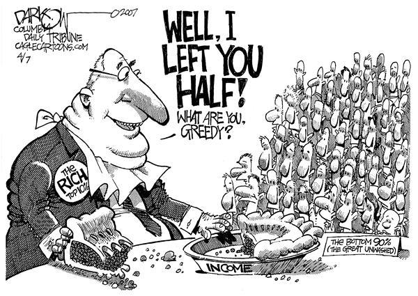 disuguaglianza a