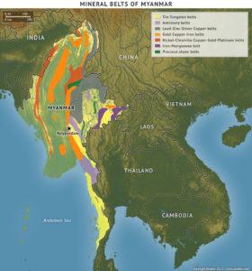 Myanmar_Mineral