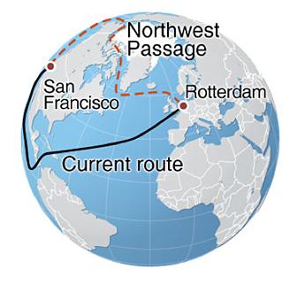 passaggio a nord-ovest