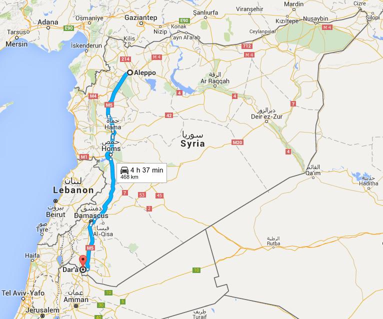 Autostrada M5 siria