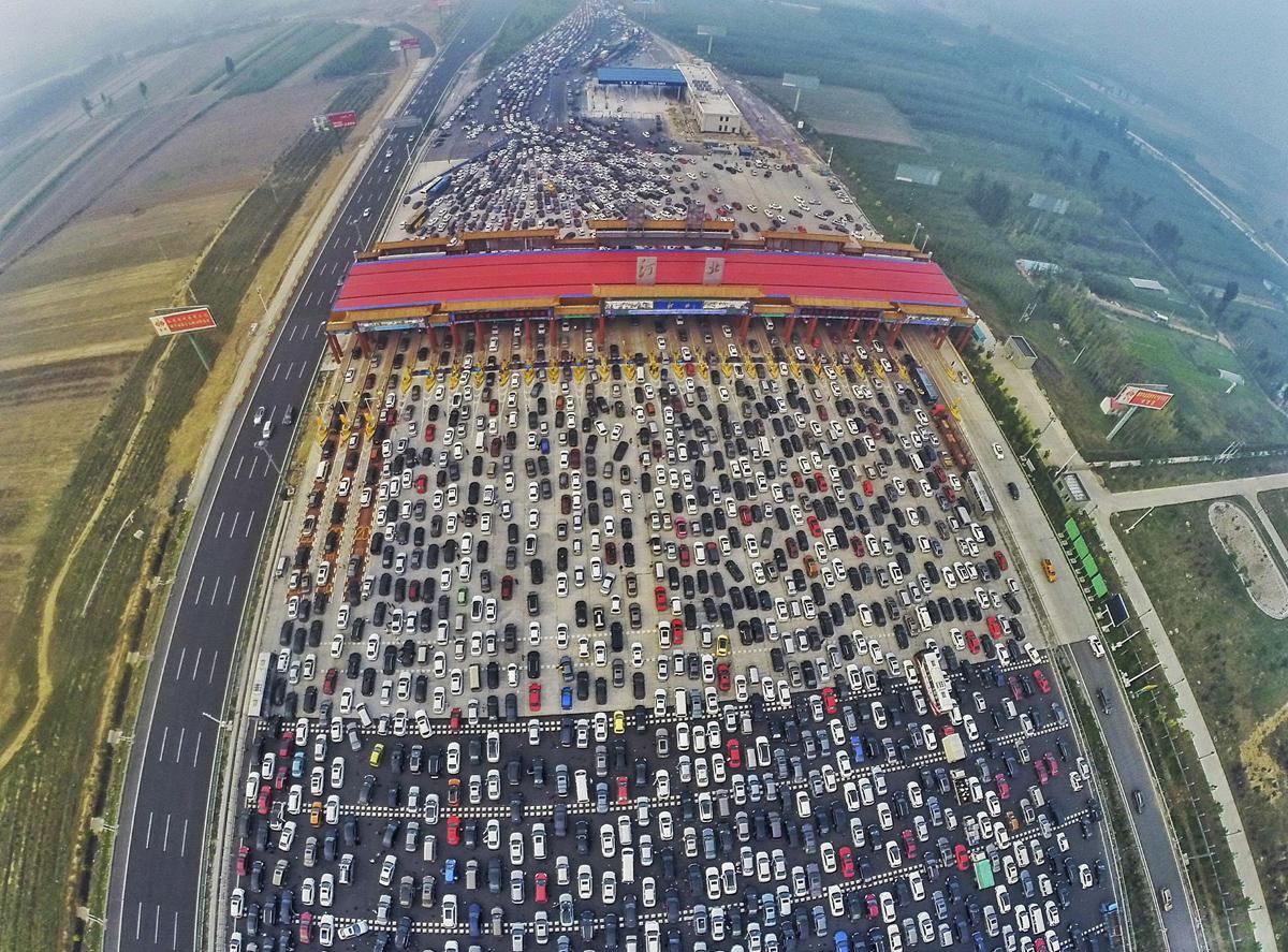 Pechino, Cina / credits: China Daily, Reuters