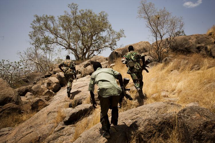 Sudan 2012 © Dominic Nahr