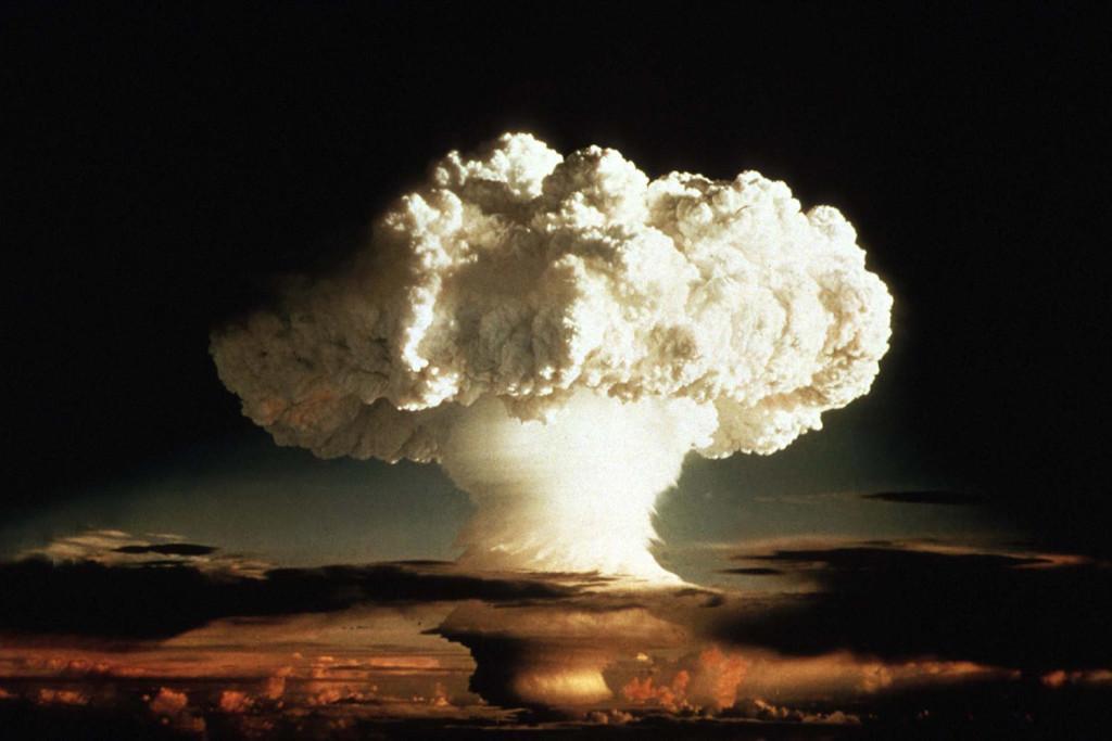 Detonazione di una h-bomb / credits: Reuters