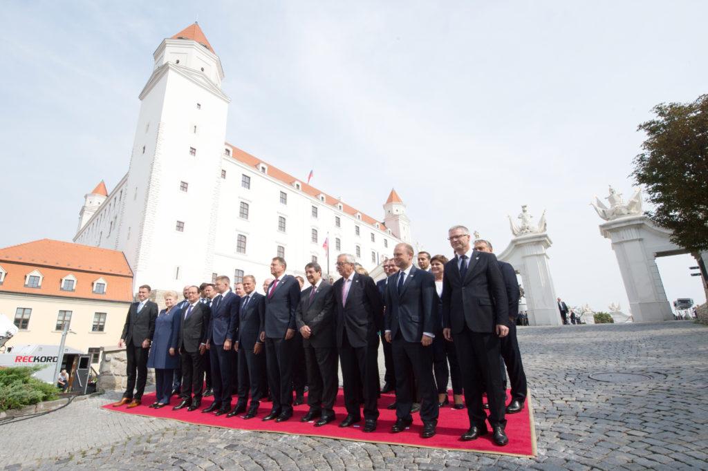 Il Consiglio europeo si è riunito a Bratislava, in Slovacchia / © European Union