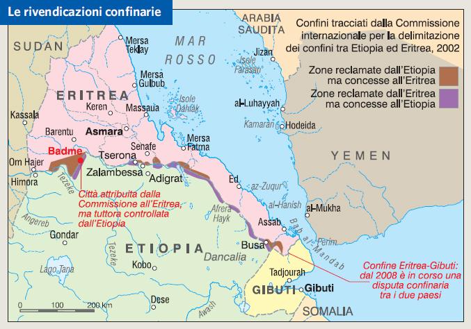 Atlante geopolitico Treccani