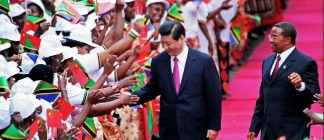 La diplomazia lungo la Via della Seta / bollettino cinese #4