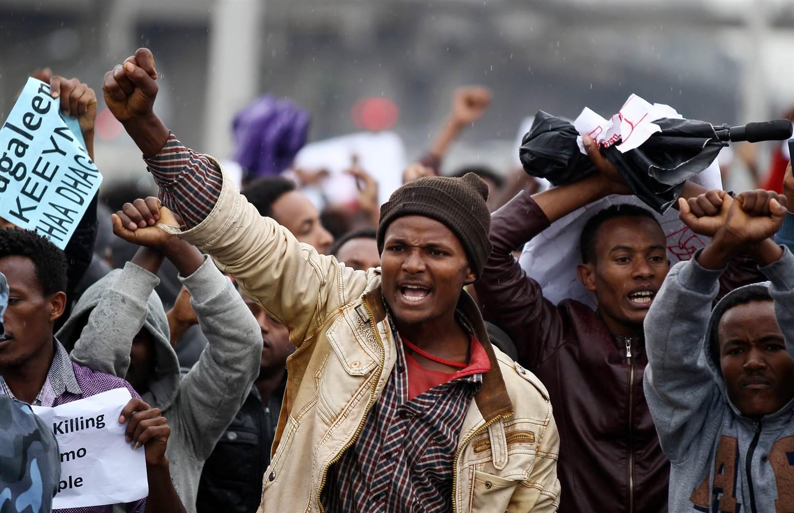 Oromo etiopia #4