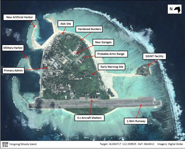 Paracel Islands Tourism Hotels