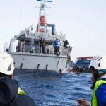 Migranti Sea Watch Italia / via sea-watch.org