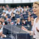 La presidente Von der Leyen / © European Union 2019 – Source: EP