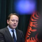 Commissario allargamento Olivér Várhelyi Balcani Source: EC - Audiovisual Service