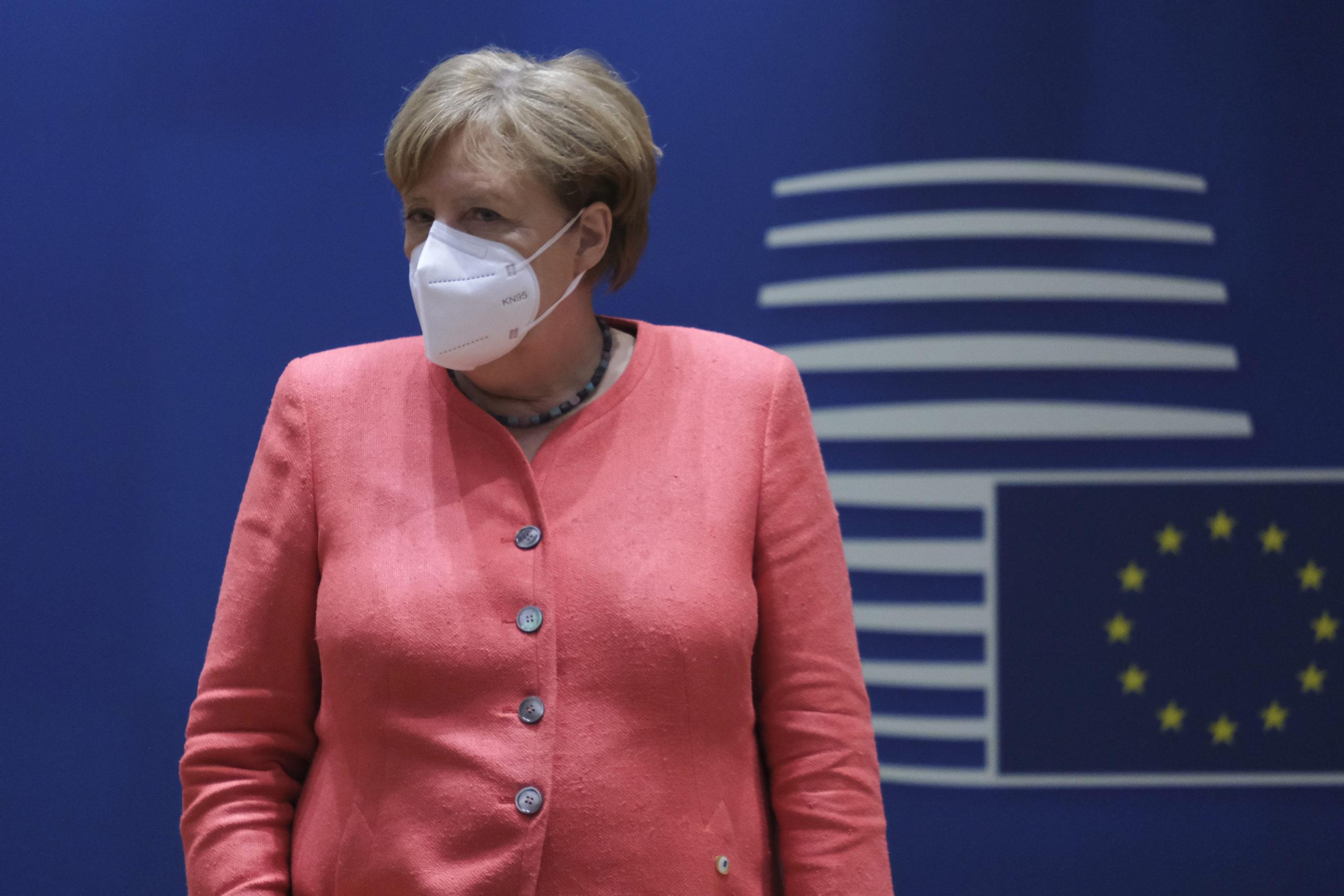 Il cancelliere tedesco Angela Merkel / Copyright: European Union