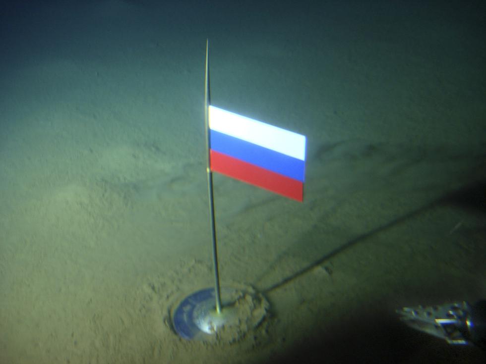 fonte immagine: AP Photo/Association of Russian Polar Explorers, file